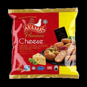Ayamas Cheese Cocktail