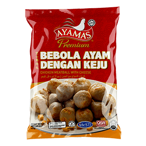 Ayamas Cheese Meatball