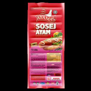 Ayamas Chic Sausage 850g