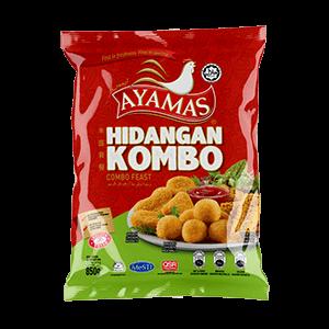 Ayamas Combo Feast