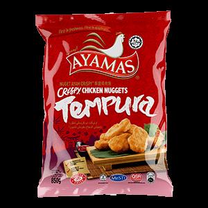Ayamas Crispy Chic Nuggets Tempura