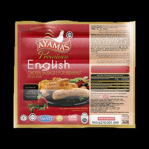 Ayamas English Sausage