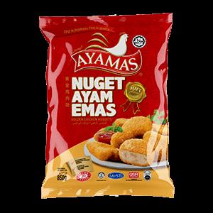 Ayamas Golden Chic Nuggets