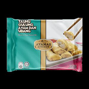 Ayamas Kitchen Chic _ Prawn Beancurd Roll