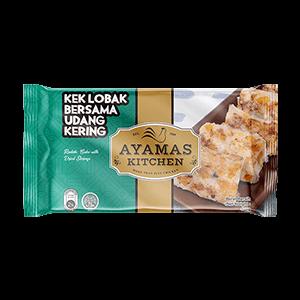 Ayamas Kitchen Radish Cake w Dried Shrimp 400g