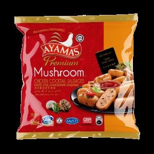 Ayamas Mushroom Cocktail