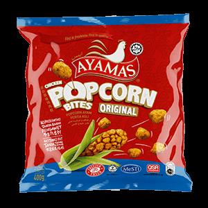 Ayamas Popcorn Bites Ori