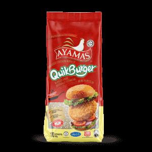 Ayamas Quik Burger