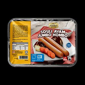 RTE Chicken Sausage Jumbo Combo