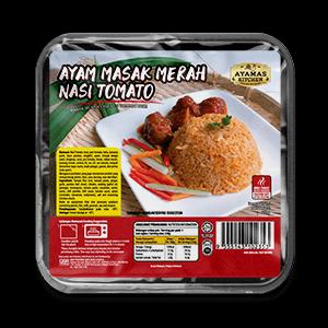 RTE Masak Merah Chic Tomato Rice