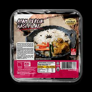 RTE Percik Chic Pilaf Rice