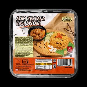 RTE Rendang Chic Briyani Rice